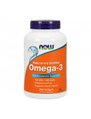 NOW Omega 3 (200 капс)