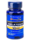 Купить Мелатонин Puritan's Pride Melatonin 10mg (60 капс)