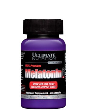 Фото Melatonin 100% (120 капс.)