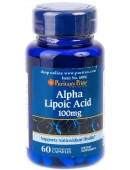 Alpha Lipoic Acid 100mg (60 капс.)