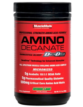 Фото MuscleMeds Amino Decanate 0.36 kg (360 г)