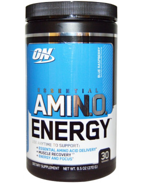 Фото Optimum Nutrition Amino Energy 0.3 kg (270 г)