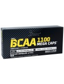 Olimp Nutrition BCAA Mega Caps 1100 (120 капс)