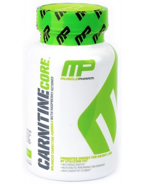 Фото MusclePharm Carnitine Core (60 капс)
