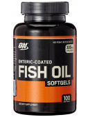 Купить Омега Optimum Nutrition Fish Oil 100 капсул