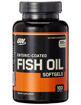 Фото Optimum Nutrition Fish Oil 100 капсул