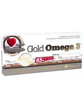 Фото Olimp Nutrition Gold Omega 3 (60 капс)