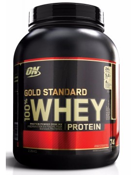 Фото Gold Standard 100% Whey Protein 2,27 kg.