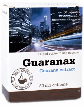 Фото Olimp Nutrition Guaranax (60 капс)