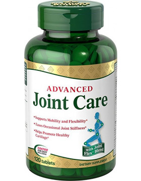 Фото Nature's Bounty Advanced Joint Care (120 таб)