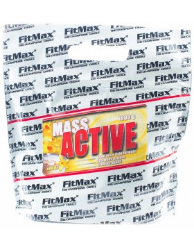 Фото FitMax Mass Active 20 1 kg (1000 г)