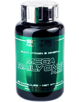 Фото Scitec Nutrition Mega Daily ONE (60 капс)