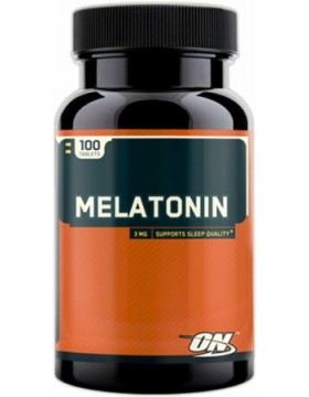 Фото Melatonin 3mg (100 таб.)
