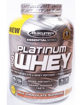 Фото MuscleTech 100% Platinum Whey 2.27 kg