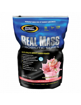 Фото Gaspari Nutrition Real Mass 5.5 kg (5448 г)