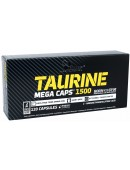 Olimp Nutrition Taurine Mega Caps 1500 (120 капс)