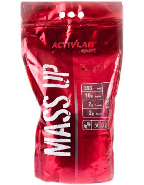 Фото ActivLab MASS UP 5 kg (5000 г)