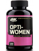 Optimum Nutrition Opti women 120 caps.