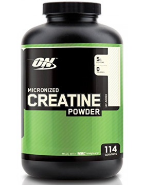 Фото Optimum Nutrition Creatine Powder 600 g.