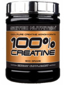 Scitec Nutrition 100% Creatine Monohydrate 0.5 kg (500 г)
