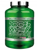 Scitec Nutrition 100% Whey Isolate 2 kg (2000 гр)