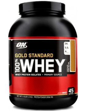 Фото Optimum Nutrition Gold Standard 100% Whey Protein 1.5 kg (1500 г.)