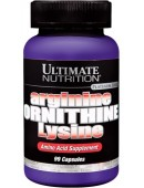 Ultimate Nutrition Arginine Ornithine Lysine (100 капс)