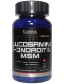 Ultimate Nutrition Glucosamine Chondroitine MSM 90 tab.