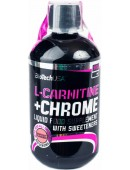 BioTech L-carnitine 35.000 + Chrome (500 мл)