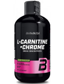 Купить L-карнитин BioTech L-carnitine 35.000 + Chrome (500 мл)