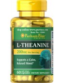 Puritan's Pride L-Theanine (60 капс)