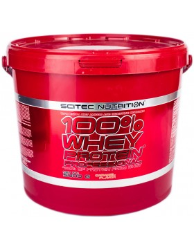 Фото Scitec Nutrition Whey Protein Professional 5 kg (5000 г.)