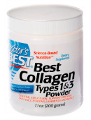 Купить Коллаген Doctor's Best Best Collagen types 1&3 Powder (200 г)