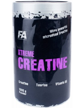 Фото Fitness Authority Xtreme Creatine 1 kg (1000 г)