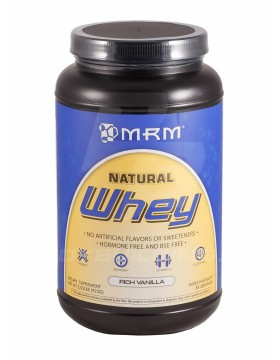 MRM Natural Whey (900 гр)