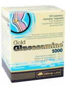 Olimp Nutrition Gold Glucosamine 1000 (120 капс)