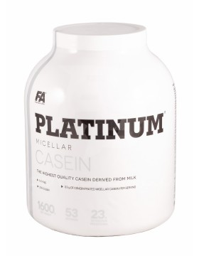 Фото Fitness Authority Platinum Micellar Casein 1.6 kg (1600 г.)