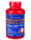 Omega-3 Double Strength 1200mg (90 капс.)