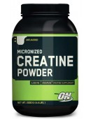 Optimum Nutrition Creatine Powder 2 kg.