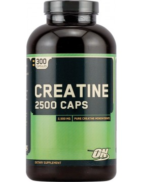 Фото Optimum Nutrition Creatine 2500 (300 капс)