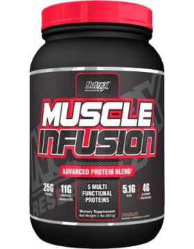 Фото Nutrex Muscle Infusion Black (900 г)