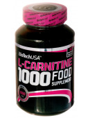 BioTech L-carnitine 1000mg (60 таб)