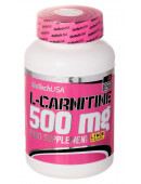 BioTech L-carnitine 500mg (60 табл)