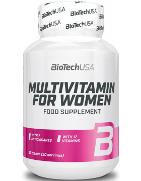 Фото Multivitamin for Women (60 таб)