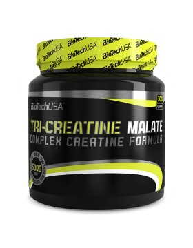 Фото BioTech Tri-Creatine Malate 0.3 kg (300 г)