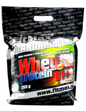 Фото FitMax Whey Protein 81+ (2270 г)