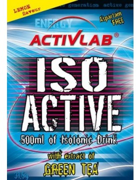 Iso Active 1serving (31.5 гр.)