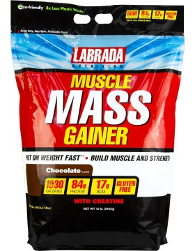 Фото Muscle Mass Gainer (5450 гр.)
