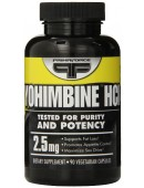 Primaforce Yohimbine HCL 2,5 mg (90 капс.) (90 капс)