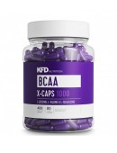 KFD Nutrition BCAA X-caps 1000 (400 капс)